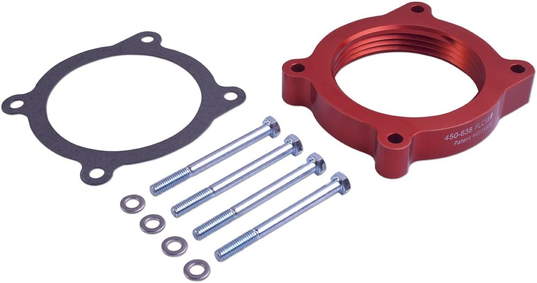 Airaid 450638 Tucson Mall PowerAid Body Online limited product Throttle Spacer