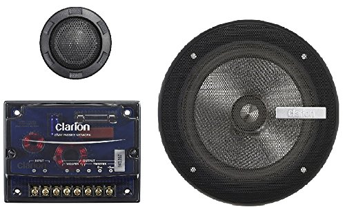 Clarion SRP1322S 2-Wege-Lautsprechersystem, 13 cm
