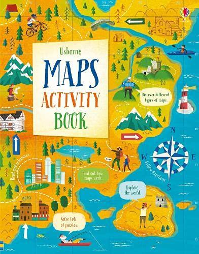 Maps Activity Book