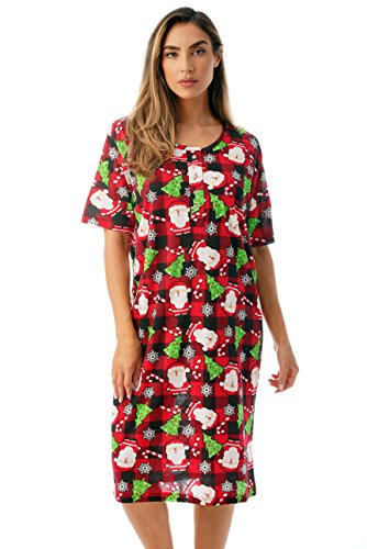 Just Love Short Sleeve Nightgown Sleep Dress for Women Sleepwear 4360-10340-L