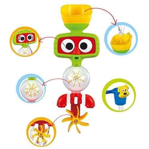 ABBY Nouveaux jouets d'autour modèles pour le bain pour les enfants jouet de bain et baignade