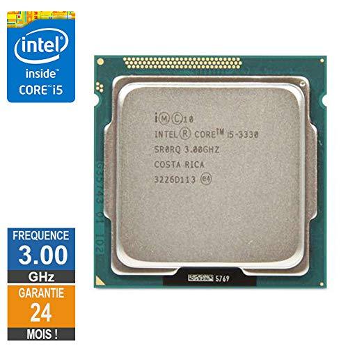 Little Phoenix - Procesador Intel Core I5-3330 (3 GHz, SR0RQ FCLGA1155, 6 MB)