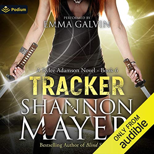Tracker Audiobook By Shannon Mayer cover art