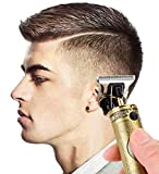 Hair Clippers for Men,Electric Pro Li Outliner Grooming Zero Gapped Baldheaded Hair Clippers