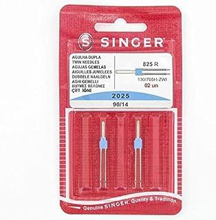 Singer Size 90//14 Universal Agujas de Acolchado de la m/áquina Talla 90