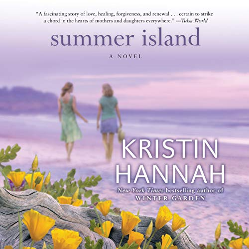Summer Island Audiobook By Kristin Hannah cover art