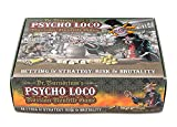 Psycho Loco Russian Roulette - Standard Edition - Juego para adultos con chocolate extremadamente picante