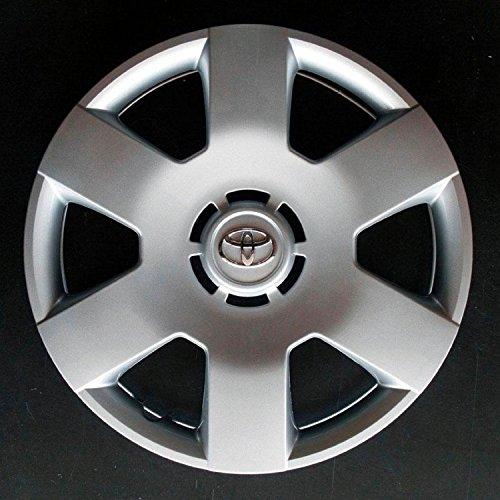 Set met 4 wieldoppen voor auto's, aanpasbaar.