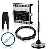 Smoothtalker X6 Pro 50dB 4G LTE Extreme Power Cellular Signal Booster for RV - Motor-Home