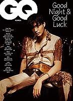 表紙:イ・ミンホ GQ 2月号2021年【10点構成】韓国雑誌 Lee Min Ho Lee Min Ho 表紙2種選択可能 K-POP SHINEE MINHO (B)