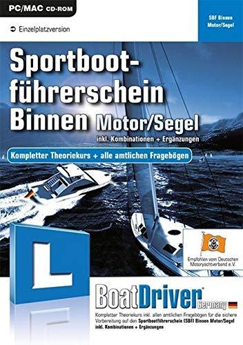 BoatDriver Germany - Sportbootführerschein Binnen Segel/Motor (SBF)
