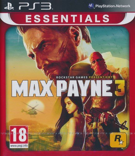 Max Payne 3 PS-3 AT ESSENTIALS [Importación alemana]