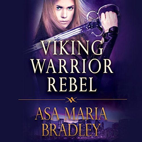 Viking Warrior Rebel audiobook cover art