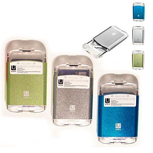 Umbra Wallet Business Bungee Card Case Color Assorted