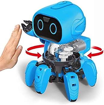 Hi-Tech Mechanical Robot Building Set