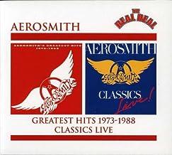 Aerosmith - Greatest Hits 1973-1988/Classics Live!