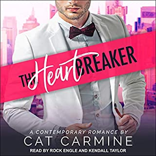 The Heart Breaker     Breaking All the Rules Series, Book 3              Written by:                                                                                                                                 Cat Carmine                               Narrated by:                                                                                                                                 Rock Engle,                                                                                        Kendall Taylor                      Length: 9 hrs and 17 mins     Not rated yet     Overall 0.0