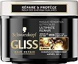 Schwarzkopf Gliss Ultimate Repair Masque Réparation Ultra Cible Pot de 200 ml
