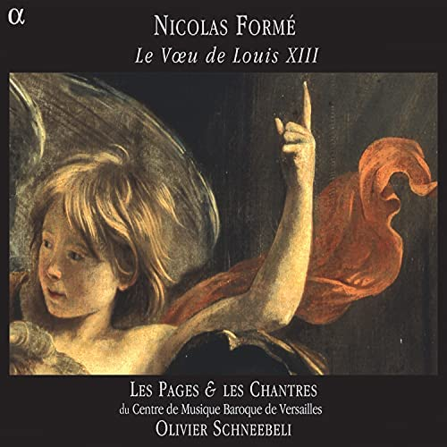 Les Pages & les Chantres du Centre de musique baroque de Versailles, Les Symphonistes & Olivier Schneebeli