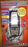 TecMate Optimate 4Chargeur de Batterie pour Moto