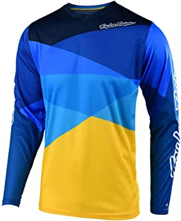 Troy Lee Designs Adult |Offroad|Motocross| GP Air Jersey Jet (XX-Large, Yellow/Blue)