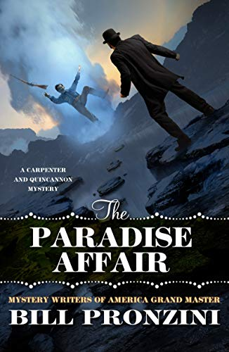 Image of The Paradise Affair: A Carpenter and Quincannon Mystery (Carpenter and Quincannon, 9)