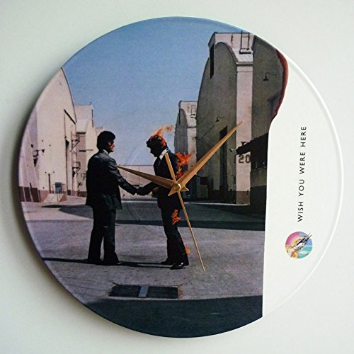 Pink Floyd-Wish You Were Here - 30.48 cm Vinyl Schallplatte Wanduhr LP