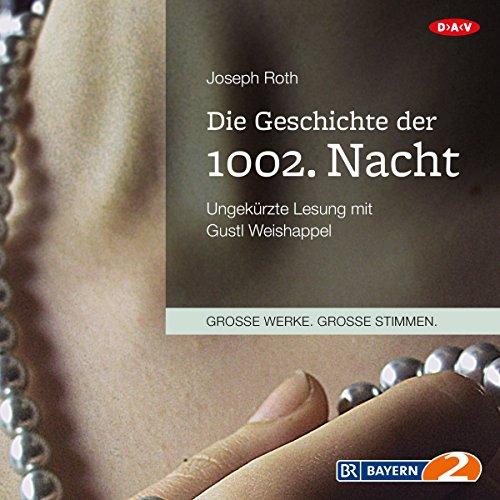 Die Geschichte der 1002. Nacht audiobook cover art
