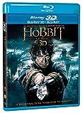 El Hobbit 3: La Batalla De Los Cinco Ejércitos (Bd + Bd 3d) Blu-Ray [Blu-ray]