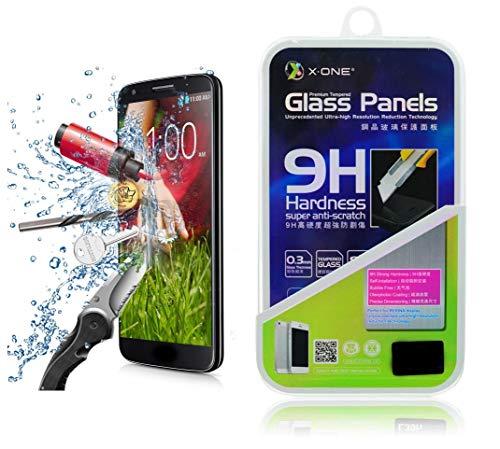 Protector Pantalla Cristal Templado X-ONE 9H para LG G2/Tempered Glass