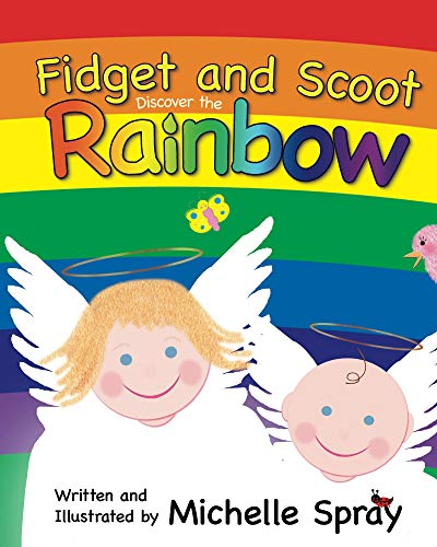 Fidget and Scoot Discover the Rainbow (English Edition)