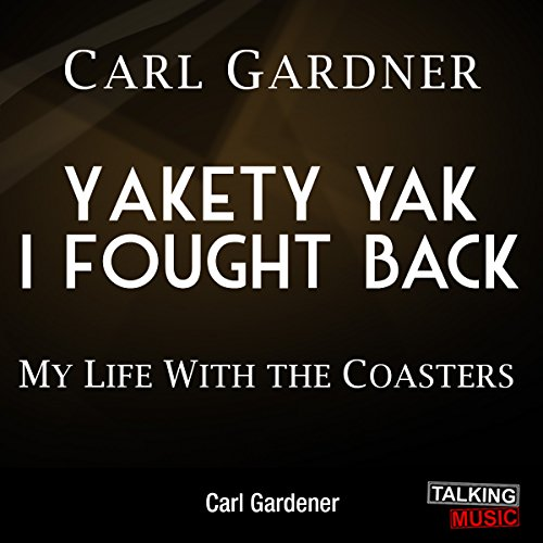 Yakety Yak I Fought Back audiobook cover art