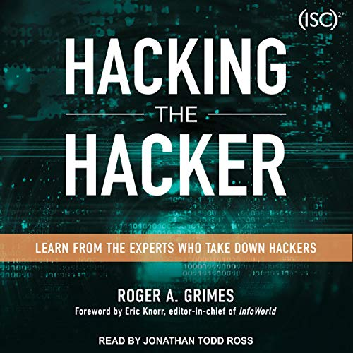 Couverture de Hacking the Hacker