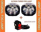 ELTRON TURBO High Beam LED Fog Lamp