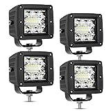 LED Light Pods 4PCS, AAIWA 3 Inch Led Cube...