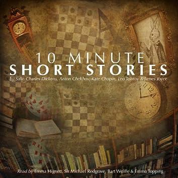 10 Minute Short Stories