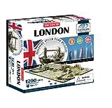 Londra il puzzle 4D
