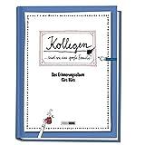 Kollegen sind wie eine große Familie - Das Erinnerungsalbum fürs Büro: Freundebuch für...