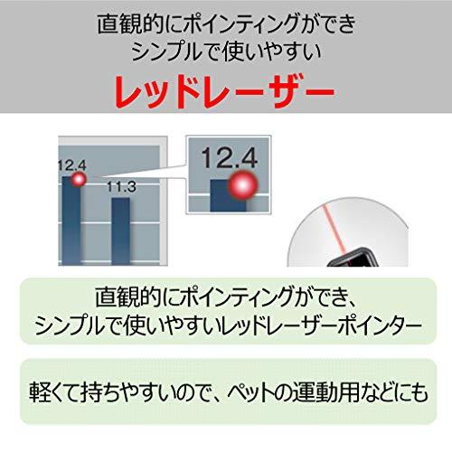 『【Amazon.co.jp 限定】Canon レッドレーザーポインター PR1100-R PowerPoint/Keynote/PDF対応』の3枚目の画像