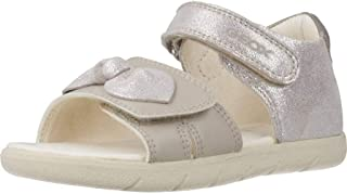 Geox Alul Girl B, Sandales Bout Ouvert Fille