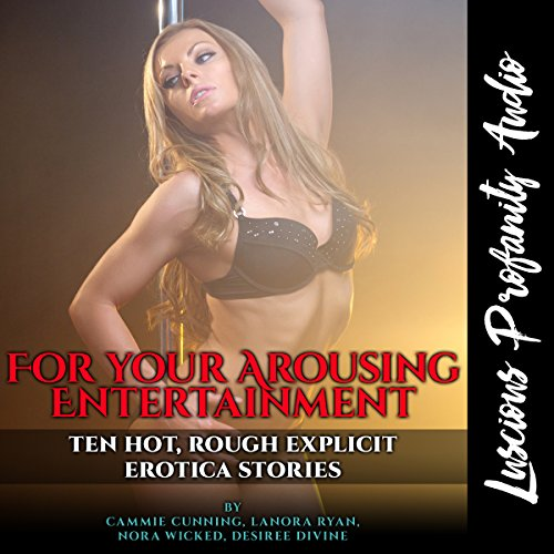 For Your Arousing Entertainment audiobook cover art