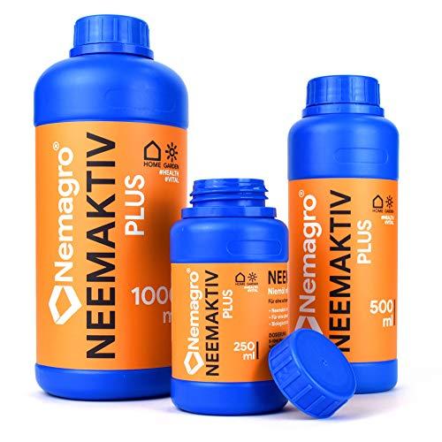 NEMAGRO® Neemaktiv - Neemöl/Niemöl mit Emulgator Rimulgan - 25L / 25 Liter - (Neem Öl, Neemöl für Pflanzen, oel, oil, nem öl, neem plus, neem extrakt, neemöl spray)