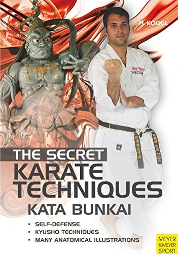 The Secret Karate Techniques: Kata Bunkai