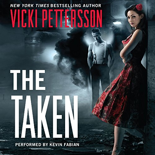 The Taken audiobook cover art