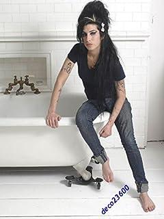Photo de Amy Winehouse/…15x20cm/…6x8inch