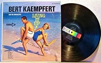 Living It Up! Bert Kaempfert and His Orchestra