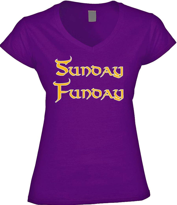 America's Finest Apparel Minnesota Sunday Funday  Women's