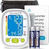 GreaterGoods Wrist Blood Pressure Monitor, (Not-Connected) 2020 Updated Large Cuff, Batteries and Warranty Included, (Wrist BPM) HelpDesk Available by Phone