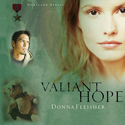 Valiant Hope audiobook cover art