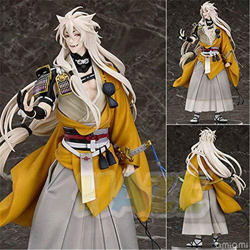 No Figura de Anime Sword Flurry Online Kogitsunemaru Figura Estatua 1/8 Figura de acción de Anime Colección Modelo de Anime de Mano